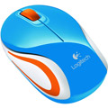 Photos Wireless Mini Mouse M187 Bleu