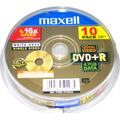 Photos Pack de 10 DVD+R 4,7 Go