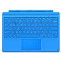 Photos Type Cover pour Surface Pro 4 - Bleu clair