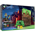 Photos Xbox One S 1To + Minecraft Limited Edition
