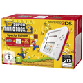 Photos 2DS blanc & rouge + New Super Mario Bros. 2