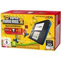 Photos 2DS Noir & bleu + New Super Mario Bros. 2