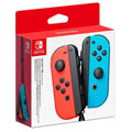 Photos 2 Manettes Joy-Con - Bleu/Rouge