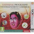 Photos L'infernal Prg d'ent cérébral Dr Kawashima (3DS)