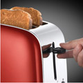 Toaster Colours Rouge Flamboyant
