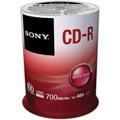 Photos Pack de 100 CD-R 700 Mo
