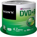 Photos Pack de 50 DVD+R 4.7 Go