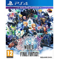 Photos World Of Final Fantasy - édition day one - PS4