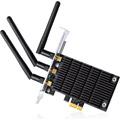 Adaptateur PCIe Wi-Fi double bande AC1900