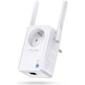 TP-Link Répéteur WiFi N 300 Mbps avec prise gigogne
