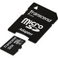Photos Micro SDHC 32 Go Class 10 + Adaptateur SD