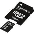 Photos Micro SDXC 64 Go Class 10 + Adaptateur SD