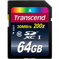 Photos SDXC 64 Go Class 10 Premium
