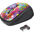Photos YVI Wireless Mouse - flower