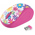 Photos Primo Wireless Mouse - pink flowers