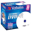 Photos Pack de 10 DVD-R 4,7 Go