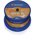 Photos Pack de 50 DVD-R 4.7 Go