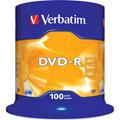 Photos Pack de 100 DVD-R 16x 4.7Go Matt Silver