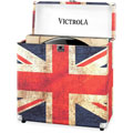 Photos Valise à vinyles 30 albums - UK Flag