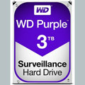 Photos WD Purple 3 To SATA 6Gb/s 64Mo