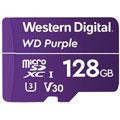 Photos WD Purple microSDXC UHS-III - 128 Go
