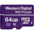 Photos WD Purple microSDXC UHS-I - 64 Go