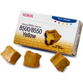 Photos 3 x Bâtonnets d'encre solide Jaune - 108R00671
